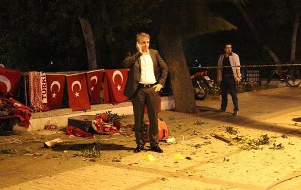 ВТурции надемонстрации приверженцев Тайипа Эрдогана прогремел мощнейший взрыв