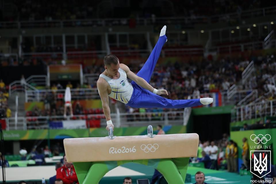 Украина завоевала еще одну медаль— Наши вРио