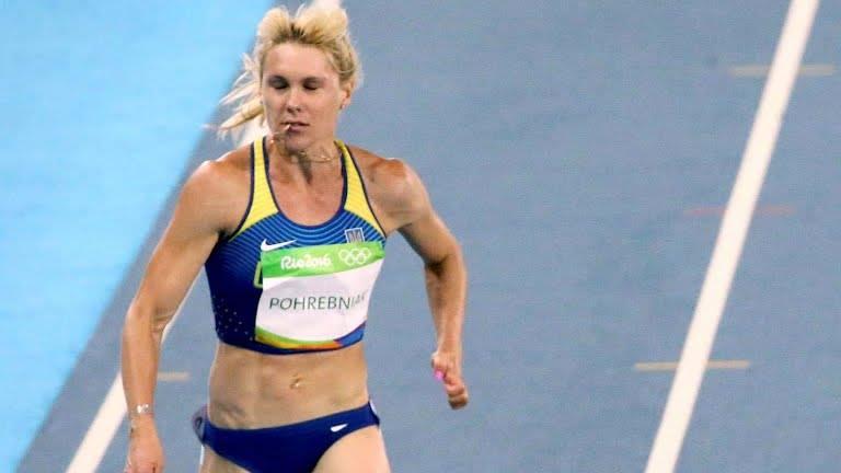 Погребняк выходит вполуфинал вбеге на200 метров