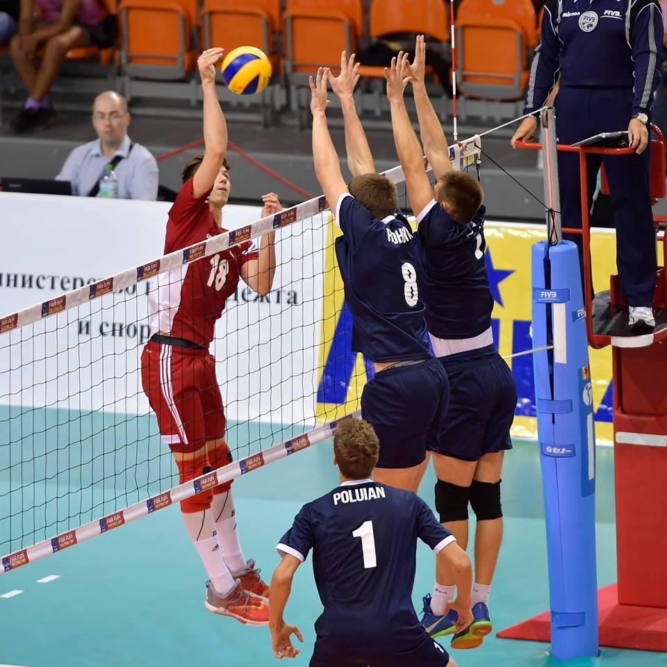 Юношеская сборная РФ выиграла бронзу начемпионате Европы