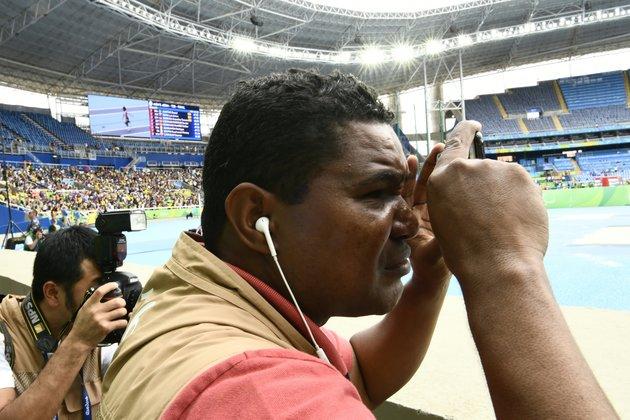 Бразилец стал первым незрячим фотографом наПаралимпиаде