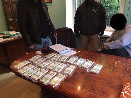 ГПУ задержала своего обвинителя навзятке в $200 тыс.