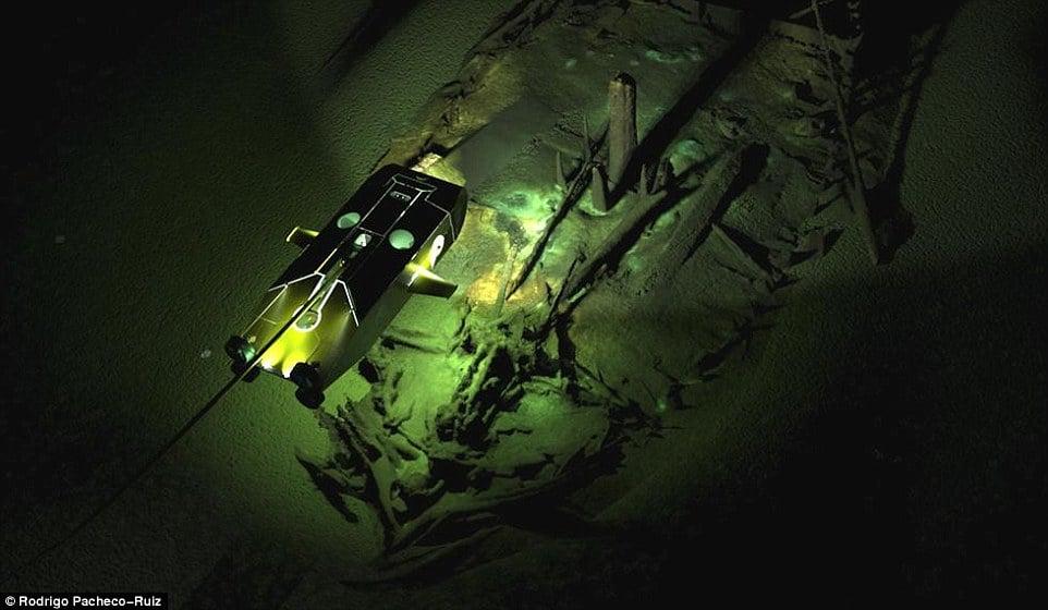 Ученые отыскали надне неменее 40 старинных кораблей— Тайны Черного моря