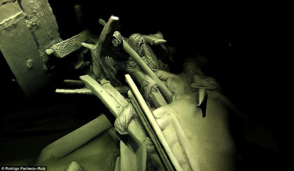 ВЧерном море археологи отыскали корабли времен Османской империи