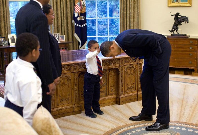 ВСеть попали фотографии нового дома Барака Обамы