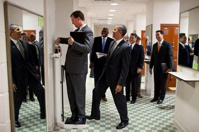 Собственный фотограф Обамы продемонстрировал лучшие фотографии президента США