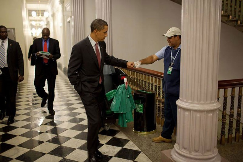 ВСША показали новый особняк Барака Обамы