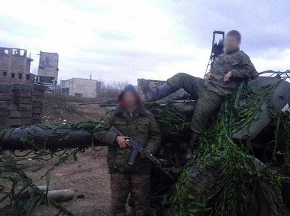 НаДонетчине задержали боевика, воевавшего вДебальцево