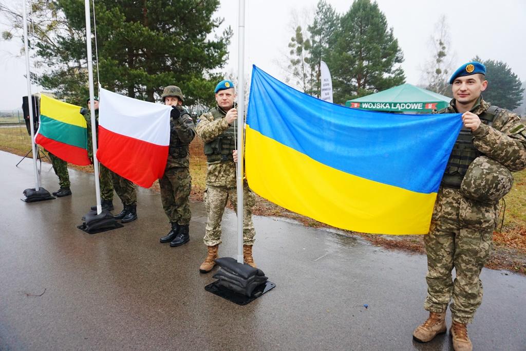 ВПольше проходят литовско-польско-украинские военные учения