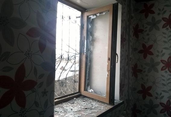 Милиция: ВАвдеевке снова начались обстрелы