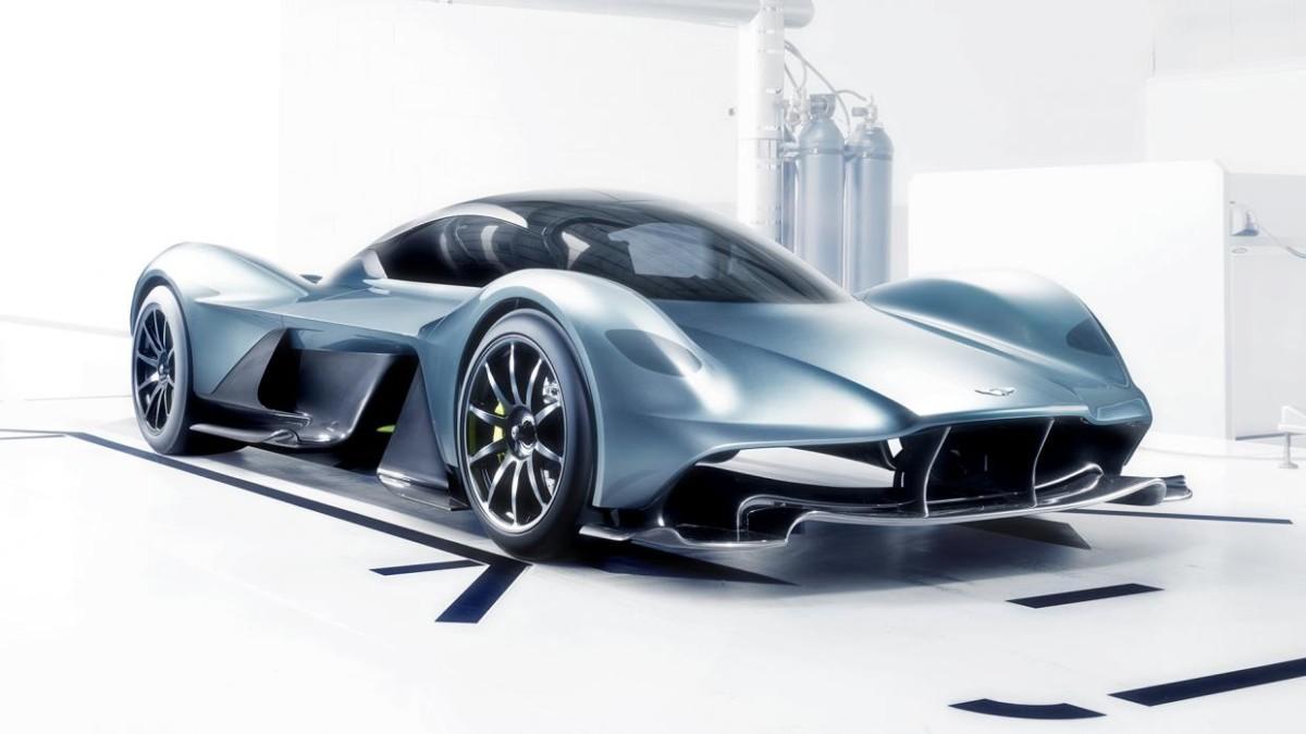 Фото: Aston Martin AM-RB001