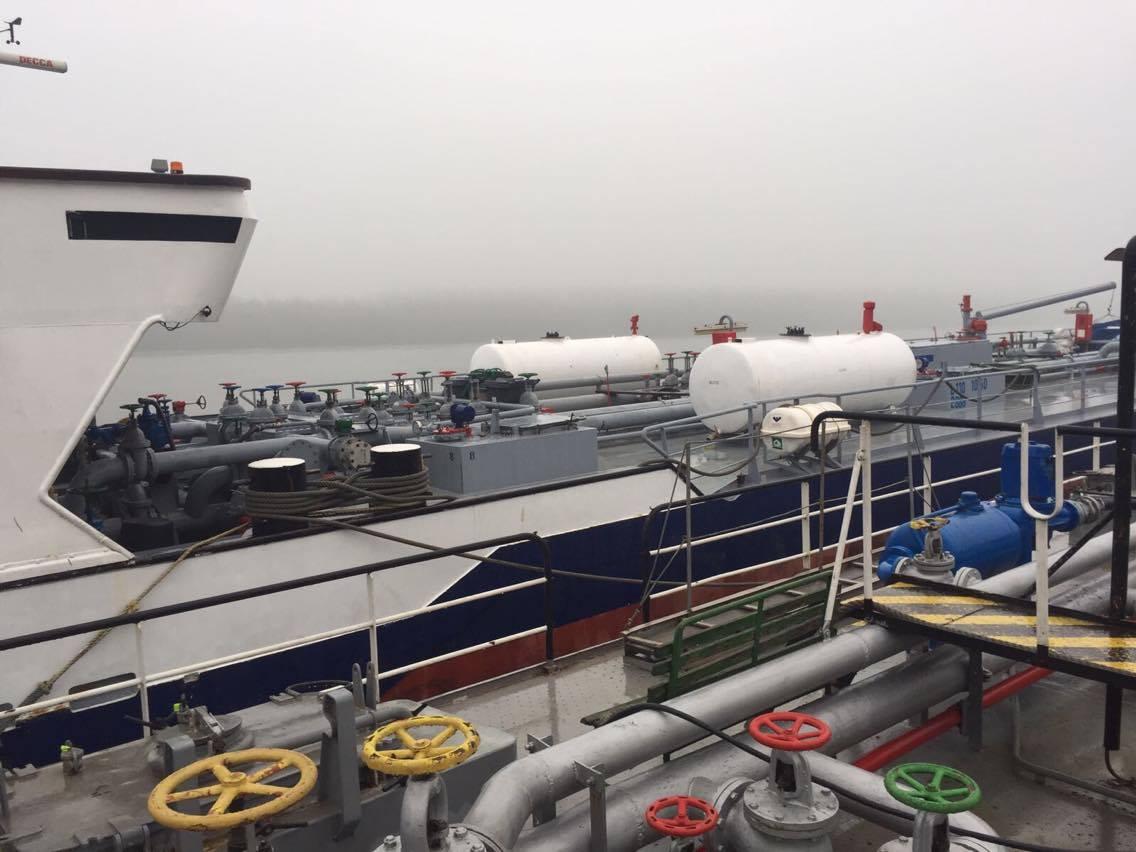 Приморский суд Одессы арестовал речные судна— Дело Курченко
