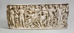 Горшок для цветов в британском дворце оказался древнеримским саркофагом (ФОТО)