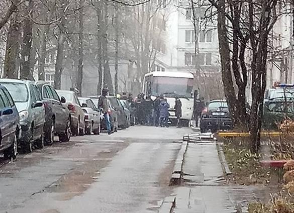 Вправозащитном центре вМинске задержали около 30 человек