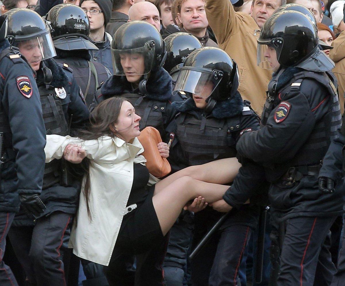 Соратника Навального Ляскина арестовали на25 суток