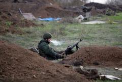 Штаб АТО: Под обстрелами боевиков погибли двое военных ВСУ