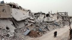 Вследствие авиаудара по госпиталю повстанцев в Сирии погибли пятеро медиков