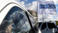 СМИ обнародовали видео подрыва автомобиля ОБСЕ на Луганщине