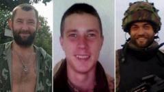 Герои Светлодарской дуги: обнародованы имена и фото трех погибших бойцов (ФОТО)