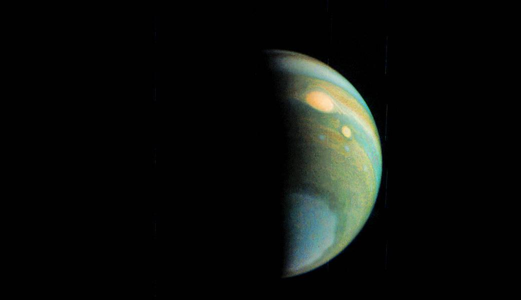 Радиоволны Юпитера создают помехи наЗемле— специалисты