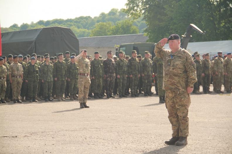 ВЛитве стартуют учения НАТО «Прочный кобальт»