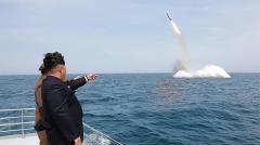 Южная Корея назвала тип ракеты, запущенной сегодня КНДР