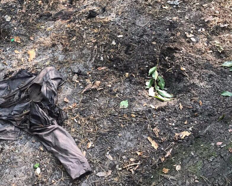 Мужчина убил себя гранатой вКиеве
