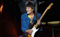 У гитариста The Rolling Stones Ронни Вуда обнаружили рак