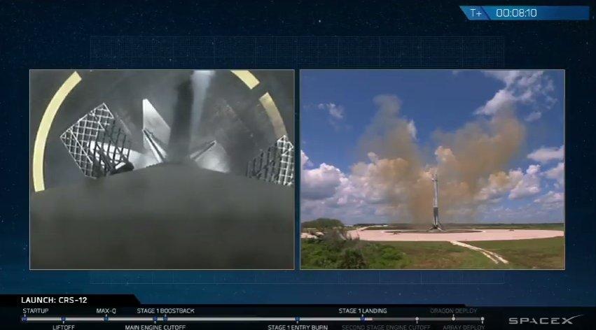 SpaceX доставит на интернациональную космическую станцию суперкомпьютер