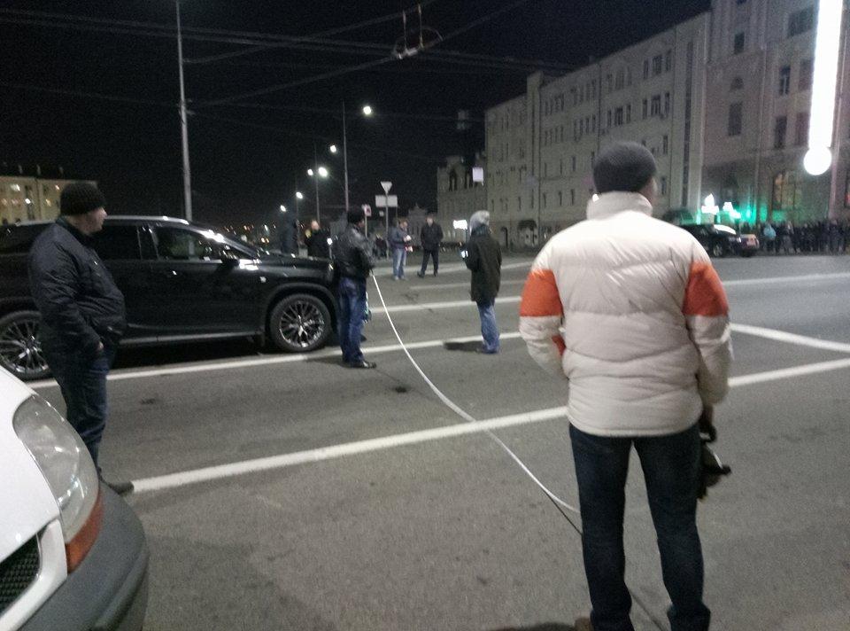 Кровавое ДТП вХарькове: 2-ой шофёр начинает голодовку