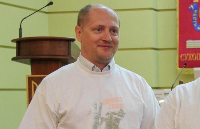 Украинский корреспондент Шаройко извинился зананесённый Республики Беларусь вред