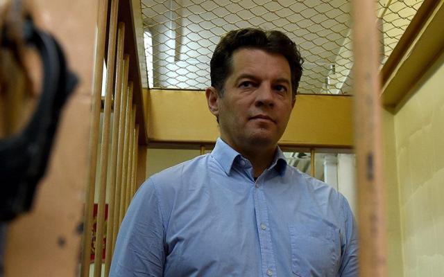 Сущенко могут вынудить признаться вшпионаже попримеру сделом Шаройко— юрист