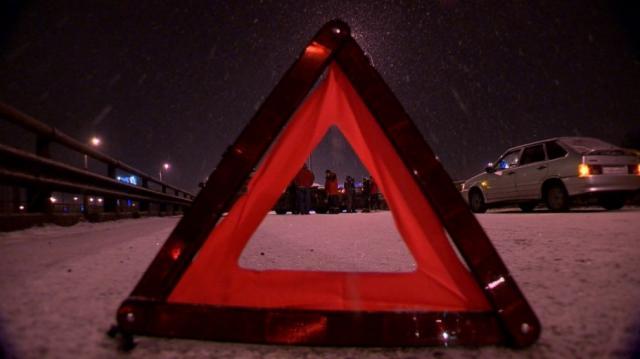 Под Киевом автомобиль сбил 3-х пешеходов и исчез