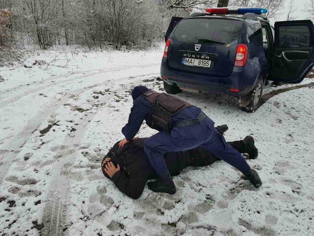 Наукраинско-молдавской границе был схвачен соратник Саакашвили Вано Надирадзе