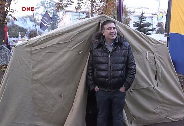Луценко: сбушники, конвоировавшие Саакашвили, имели право открыть огонь