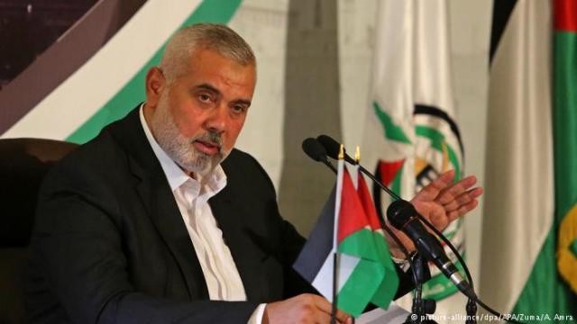 Лидер ХАМАС: Мынеограничимся одними демонстрациями