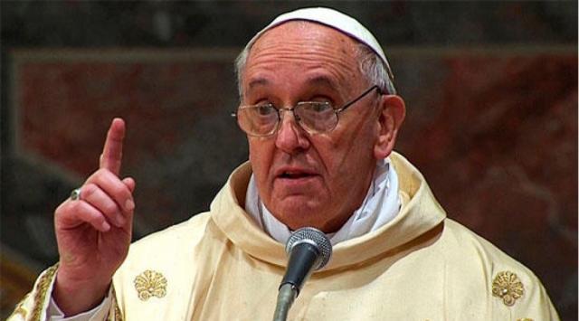 Папа Римский Франциск. Фото: kanal24.az
