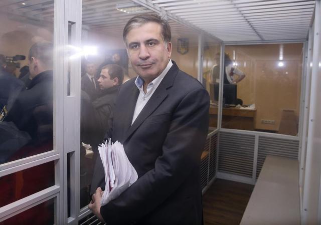 Саакашвили могут ликвидировать спецслужбы РФ,— генпрокуратура