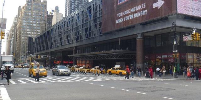 Взрыв наМанхэттене признали терактом