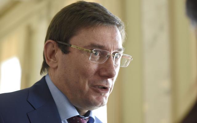Секретных агентов НАБУ нужно обязать подавать е-декларацию— Луценко
