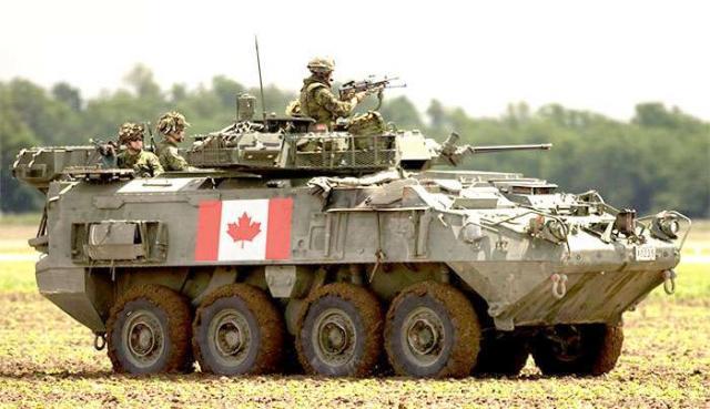 Парламент Канады советует предоставить Украине смертоносное оружие