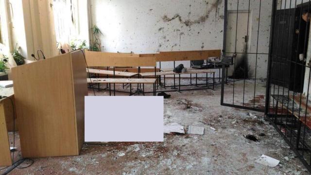 ВНикополе насвободе оказались подозреваемые, из-за которых взорвали гранату всуде