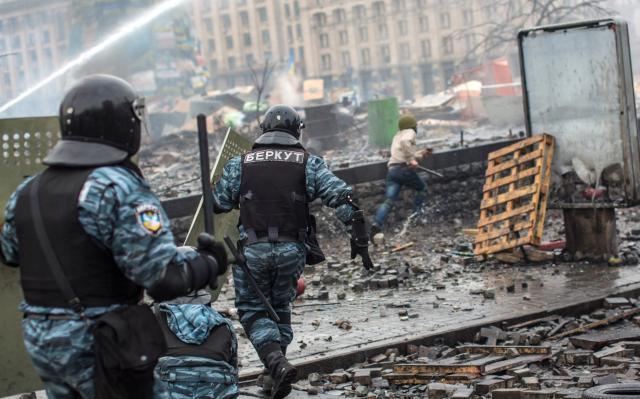 Суд согласился допросить грузинских снайперов сМайдана