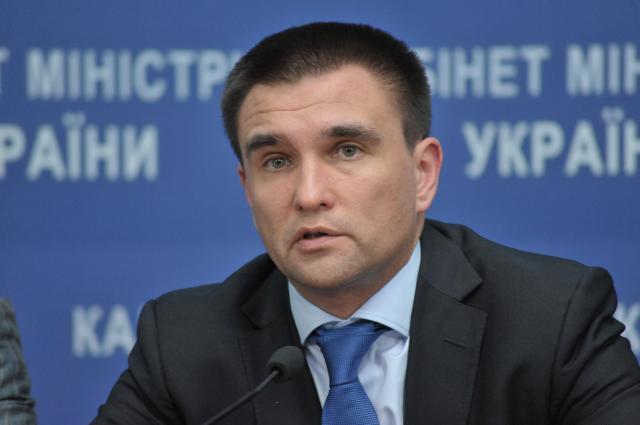Руководитель МИД Украины уверил вотсутствии прямых угроз отмены «безвиза» сЕС