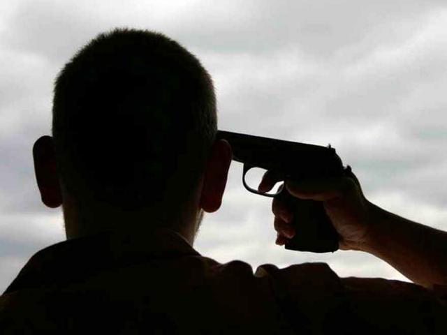 НаХарьковщине мужчина стрелял пополицейским ипокончил ссобой