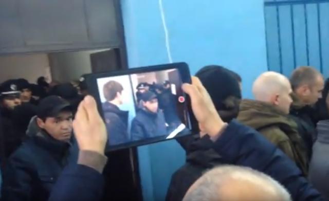 ВОдесской области произошла потасовка научастке— Выборы вОТГ