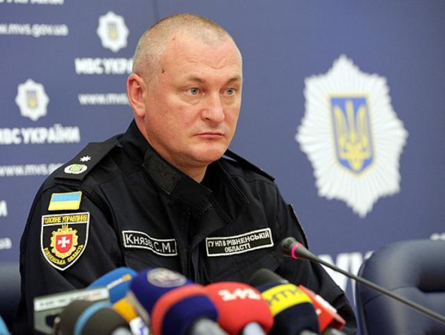 Князев сказал вцифрах омасштабах митингов вгосударстве Украина