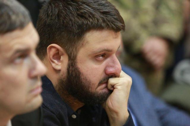 Ссына Авакова сняли электронный браслет