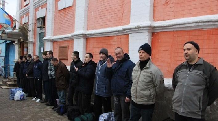 Бойовики заявили, щопривезли полонених українців до місця обміну