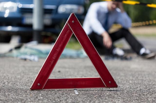 ВКиеве судья на Лэнд-Ровер сбил насмерть пешехода